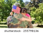 American Soldier Reunited With...