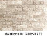 Sand Stone Wall.