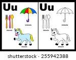 kids alphabet coloring book...