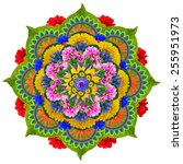 Floral Mandala   The Sacred...