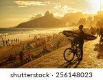 Rio De Janeiro  Brazil   April...