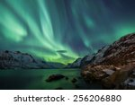 Incredible Aurora Borealis...