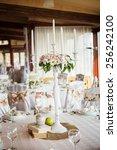 Wedding Table Decoration At...