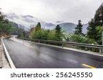Nevada Highway Rain