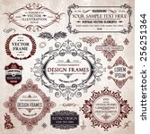 vector vintage collection ...