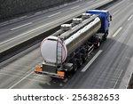 mainz germany feb 020  oil... | Shutterstock . vector #256382653