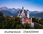 Famous Neuschwanstein Castle I...