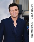 Small photo of Seth MacFarlane at the Los Angeles premiere of 'A Million Ways To Die In The West' held at the Regency Village Theatre in Los Angeles, United States, 150514.