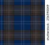 seamless scotch pattern... | Shutterstock . vector #256590049