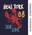 Crab Label  Crab Silhouette ...