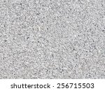 small dark granite gravel in... | Shutterstock . vector #256715503