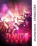Dance Party Night Poster...
