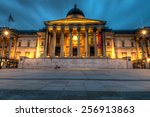 National Museum In London  Uk.