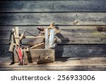 Old Carpenter Tools