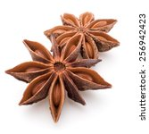 Star Anise Spice Fruits And...