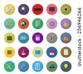 flat icons collection  ...