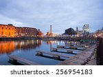 Liverpool  Albert Dock  Englan...