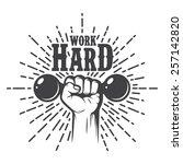 Fitness Motivation Poster....