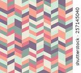 seamless herringbone pattern... | Shutterstock .eps vector #257145040