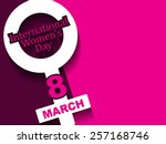 creative background design for... | Shutterstock .eps vector #257168746