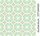 pattern seamless design vector... | Shutterstock .eps vector #257184460