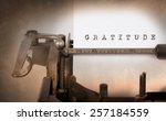 close up of a vintage... | Shutterstock . vector #257184559