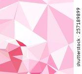 triangle geometric pattern... | Shutterstock .eps vector #257189899