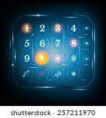 virtual phone keyboard or...