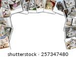 background of photos | Shutterstock . vector #257347480