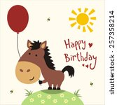 Happy Birthday  Funny Little...