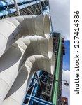 paris  france   may 13  2014 ... | Shutterstock . vector #257414986