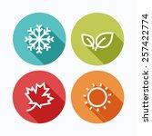 Season Icons.vector...