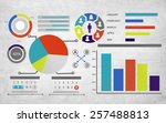planning plan strategy data... | Shutterstock . vector #257488813
