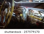 Dashboard And Steering Wheel I...
