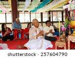 bangkok thailand march 1  a... | Shutterstock . vector #257604790