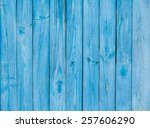 old painted wood wall | Shutterstock . vector #257606290
