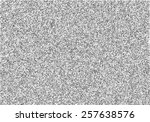 vector television interference. ... | Shutterstock .eps vector #257638576