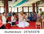 bangkok thailand march 1  a... | Shutterstock . vector #257653378