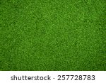 top view of artificial grass | Shutterstock . vector #257728783