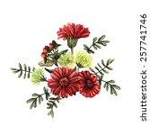 Flower Arrangement With...