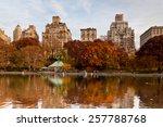 New York City  Usa   November...