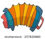 musical instrument accordion ...