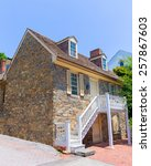 Georgetown Old Stone House In...