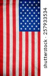 flag of usa | Shutterstock . vector #257933534