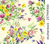 Seamless Pattern  Beautiful...