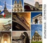 Paris Views   Photo Collection