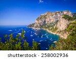 Capri Island In Italy In Summer ...