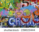 Постер, плакат: The Lennon Wall since