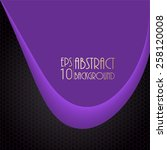 abstract background with... | Shutterstock .eps vector #258120008