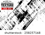 grunge texture   abstract stock ... | Shutterstock .eps vector #258257168